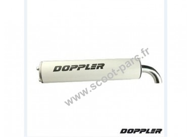 SILENCIEUX DOPPLER S3R BLANC SCOOT