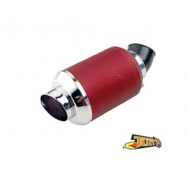 FILTRE AIR MUFFLER ROUGE